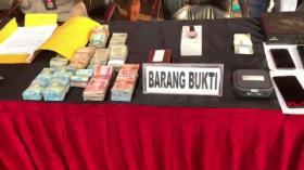 Pencurian Brankas Minimarket Dibantu Orang Dalam