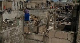 Ratusan Rumah Warga di Penjaringan Jakut Hangus Terbakar
