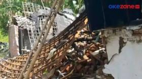 Ledakan Petasan Merusak Rumah dan Isinya di Pasuruan