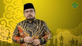 Menteri Agama Ucapkan Selamat Idul Fitri 1442 H
