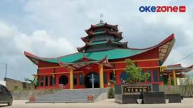 Sejarah dan Filosofi Masjid Muhammad Cheng Hoo di Jambi