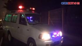 Viral! Sopir Ambulan Pembawa Jenazah di Kemayoran Dipukul Pemotor