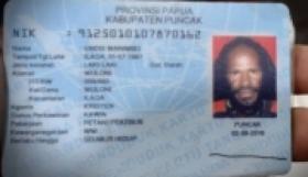 Jenazah Denis Wanimbo Pentolan Teroris Papua Diserahkan kepada Keluarga