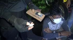 Hendak Berbuat Mesum, Sepasang Muda Mudi Diamankan Dini Hari Tadi
