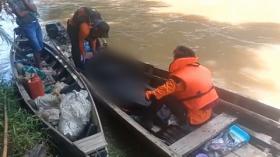 3 Pemudik Korban Perahu Terbalik Ditemukan Tewas