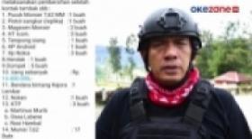 Kontak Tembak dengan TNI-Polri, 2 Teroris Kelompok Lekagak Telenggen Tewas