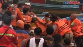 Satu Korban Perahu Tenggelam di Waduk Kedungombo Ditemukan