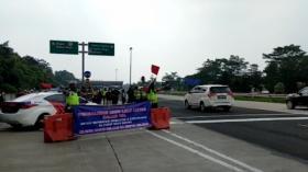 Kurangi Kepadatan, Arus Tol Bogor Dialihkan Sementara