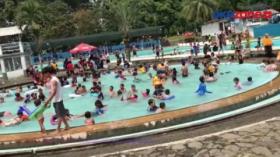 17 Wisata Kolam Renang di Kota Bogor Ditutup Sementara
