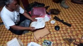 TNI-Polri Gerebek Honai Teroris Numbuk Talenggeng