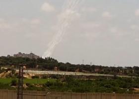 Hamas Lanjutkan Tembakan Roket ke Israel Hari Ini