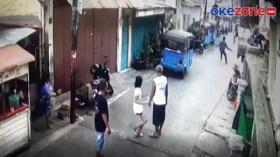 Viral! Aksi Tawuran di Sawah Besar Meresahkan Warga