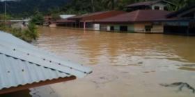 13 Desa di Malinau Kalimantan Utara Terendam Banjir