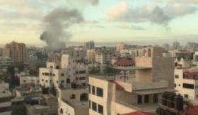 212 Warga Palestina Meninggal Dunia akibat Serangan Udara