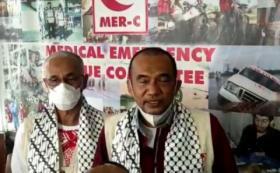 Mer-C Kirim Tenaga Medis Indonesia ke Palestina