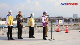 Fakta Tol Tanggul Laut Semarang-Demak Kebanggaan Presiden Jokowi