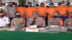 Bos Komplotan Pungli Tanjung Priok Ditangkap Polisi