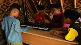 MNC Peduli, Latih Kreativitas Anak Bermain Musik