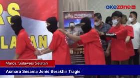Asmara Sesama Jenis Berakhir Tragis
