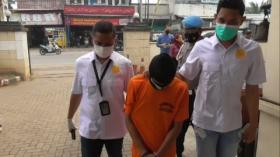 Terekam CCTV, 10 Anggota Geng Motor Diringkus Polisi