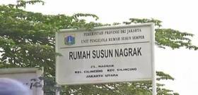 Rusun Nagrak Disiapkan untuk Tambahan Rumah Sakit Darurat Covid-19