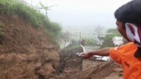 2 Orang Tewas Akibat Tanggul Jebol di Lereng Gunung Merbabu