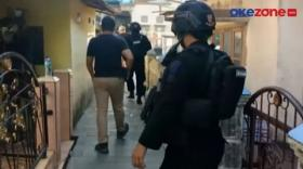 Polisi Grebek Kampung Narkoba di Palembang