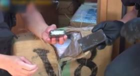 Polisi Italia Sita 6,6 Ton Ganja dalam Kapal Pesiar Bendera Amerika