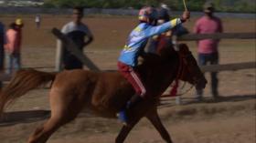 Inilah Pacuan Kuda Bima yang Mendunia