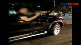 Polisi Dalami Aksi Koboi Pengendara Mobil di Kebayoran Baru
