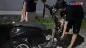 Polisi Amankan Remaja Pencuri Motor di Panti Asuhan, Pelaku Anak Didik Panti
