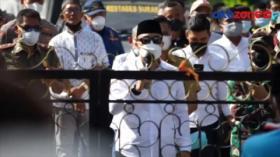 Demo Tolak Penyekatan, Ratusan Warga Abaikan Prokes