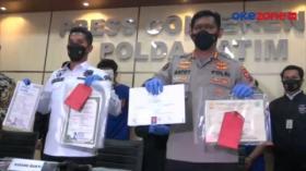 Sindikat Pembuat Ijazah Palsu di Surabaya Ditangkap Polisi