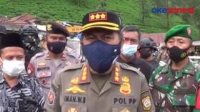 Protes Pedagang Warnai Penertiban PKL di Puncak Bogor