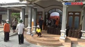 Istri Selingkuh, Suami Hancurkan Rumahnya di Ponorogo