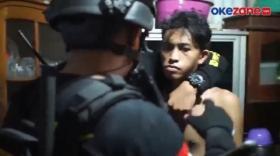 Catut ID Card Polwan, 3 Preman Diringkus Polisi