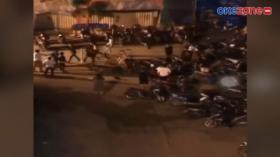 Salah Paham Berujung Tawuran Remaja di Palembang