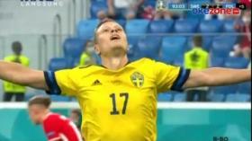 Menang Tipis atas Polandia, Swedia Jawara Grup E