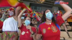 Spanyol Bantai Slovakia 5 Gol Tanpa Balas