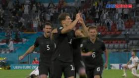 Nyaris Kalah, Jerman Ditahan Imbang Hungaria 2-2
