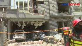 Serangan Bom di Pakistan, 3 Orang Tewas