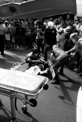 Gempar Pembunuhan Siang Bolong di Tengah Jalan Denpasar Diduga oleh Debt Collector