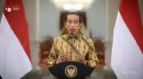 Jokowi Perpanjang PPKM Level 4 Sampai 2 Agustus 2021