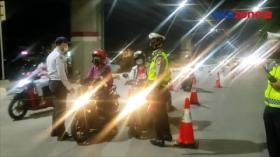 PPKM Level 4 Diperpanjang, Pos Penyekatan Lampiri, Jakarta Timur Sempat Terjadi Antrian