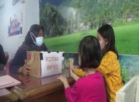 2 Bocah Rela Bongkar Celengan untuk Bantu Warga Beli Tabung Oksigen di Pacitan Jatim