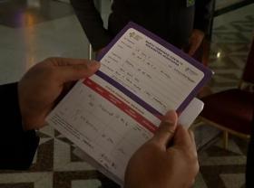 Pasar Tanah Abang Kembali Dibuka, Pengunjung Harus Tunjukkan Kartu Vaksin