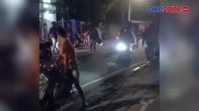 Satpol PP Diserang saat Bubarkan Kerumunan di Duren Tiga