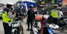 PPKM level 4, Ini Titik Penyekatan Kota Pekanbaru