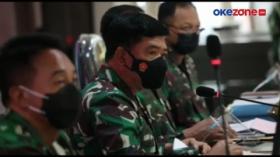 Momen Panglima TNI Dialog dengan Calon Taruni Akademi TNI Asal Jayapura