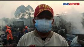 Rumah Makan Terkenal di Kota Sukabumi Terbakar, Kerugian Capai Rp3 Miliar